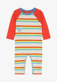 Lucy & Sam - STRIPE PLAYSUIT MILK BOTTLE GRAPHIC BABY - Jumpsuit - multicolor - 2