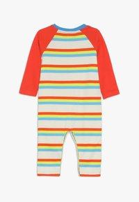 Lucy & Sam - STRIPE PLAYSUIT MILK BOTTLE GRAPHIC BABY - Jumpsuit - multicolor - 1
