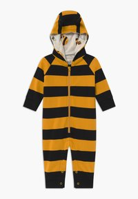 Lucy & Sam - BEE HOODED STRIPE BABY - Jumpsuit - multi-coloured - 0