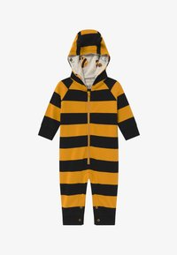Lucy & Sam - BEE HOODED STRIPE BABY - Jumpsuit - multi-coloured - 2