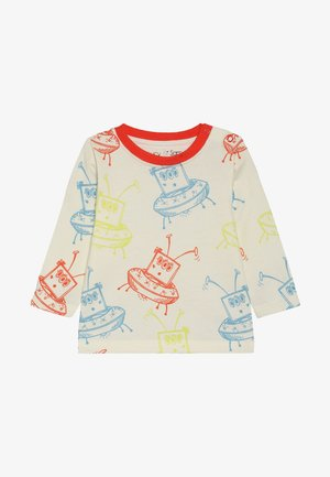 ALIEN ALL OVER PRINT TEE BABY - T-shirt à manches longues - birch