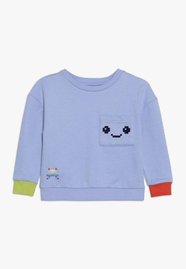 BABY - Sweatshirt - blue mauve