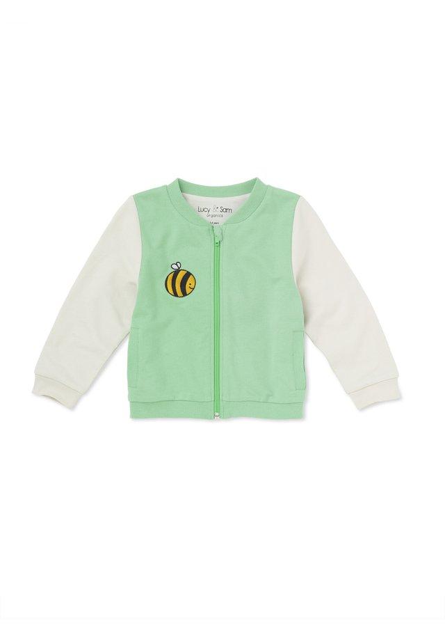 BEE - Bomber Jacket - green