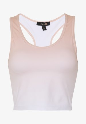 HIDDEN VALLEY MIDI - Camiseta de deporte - apricot