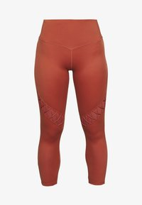L'urv - GRACEFUL GRAVITY LEGGING - Legging - rust - 3
