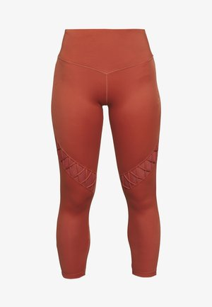 GRACEFUL GRAVITY LEGGING - Legging - rust