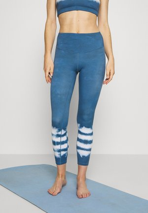 DRIFT AWAY 7/8 LEGGING - Medias - sky