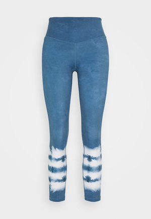 DRIFT AWAY 7/8 LEGGING - Tights - sky