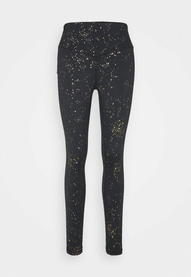 STARS ALIGN LEGGING - Legging - black
