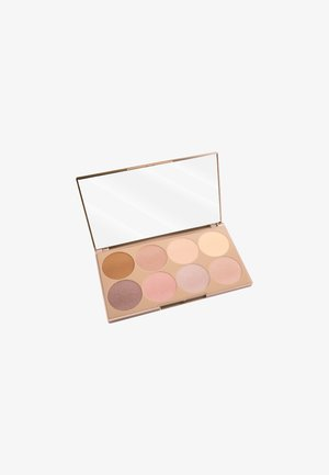 PRIME GLOW PALETTE-ESSENTIAL HIGHLIGHTER SHADES VOL.1 - Make-up-Palette - -