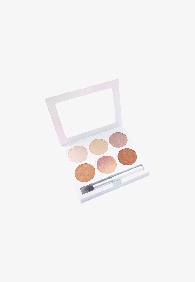 LUVIA MEETS MAXIM GIACOMO - PRIME GLOW KIT - Paleta do makijażu - -