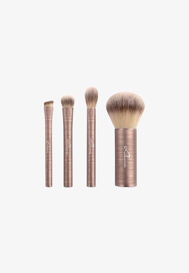 MINI PRIME VEGAN - Makeupbørstesæt - -