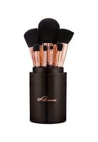 Luvia Cosmetics - BRUSH SET - Sminkborstset - golden queen - 1