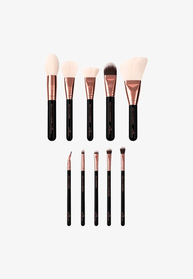 EXPANSION SET - Makeupbørstesæt - black diamond