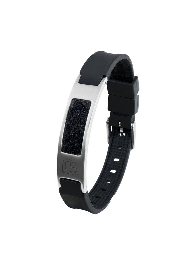 Bracelet - schwarz/