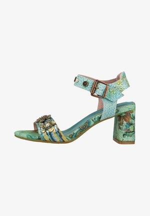 Sandały - turquoise