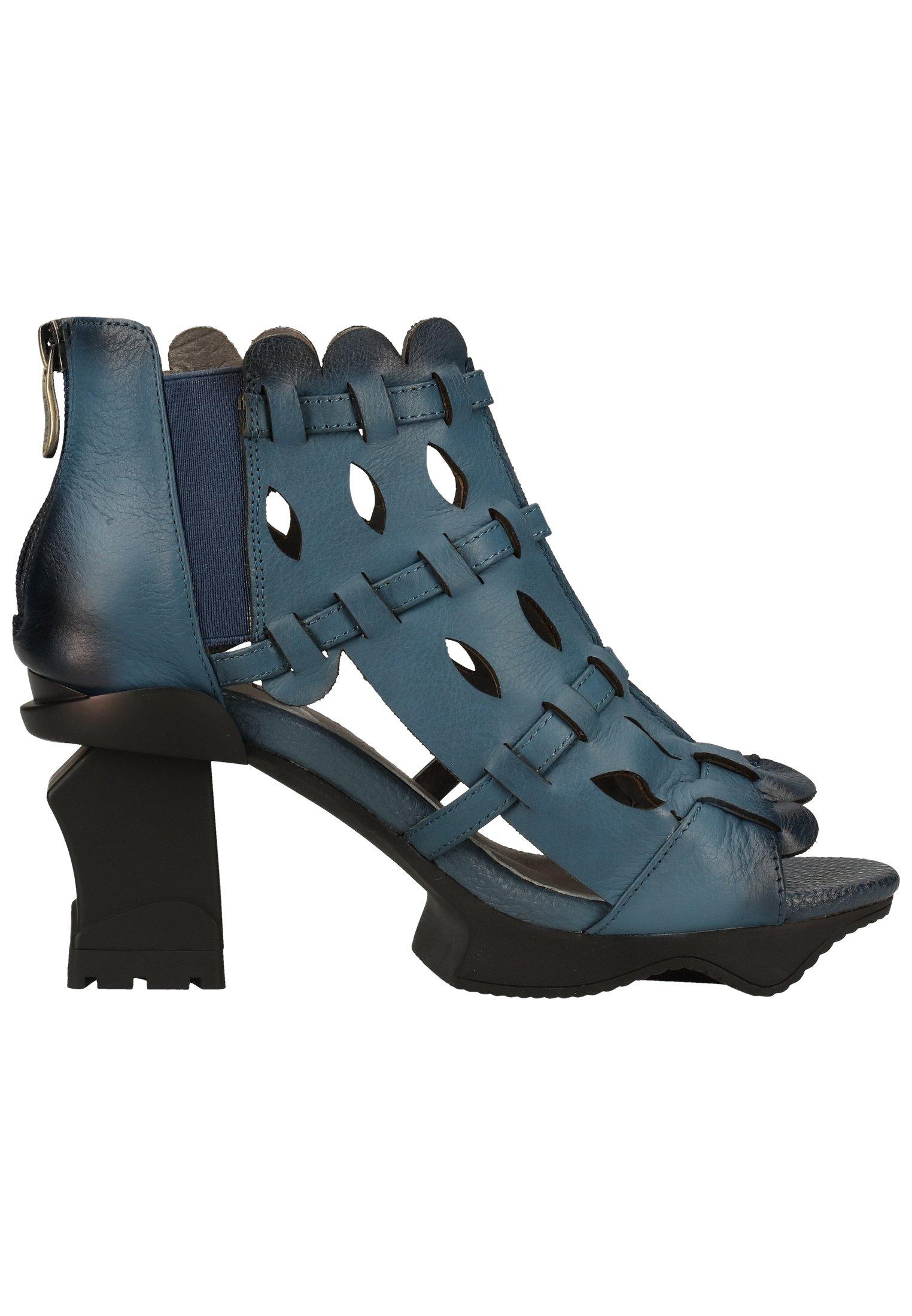 LAURA VITA LAURA VITA SANDALEN - Sandali con tacco - jeans C56S7Tmo