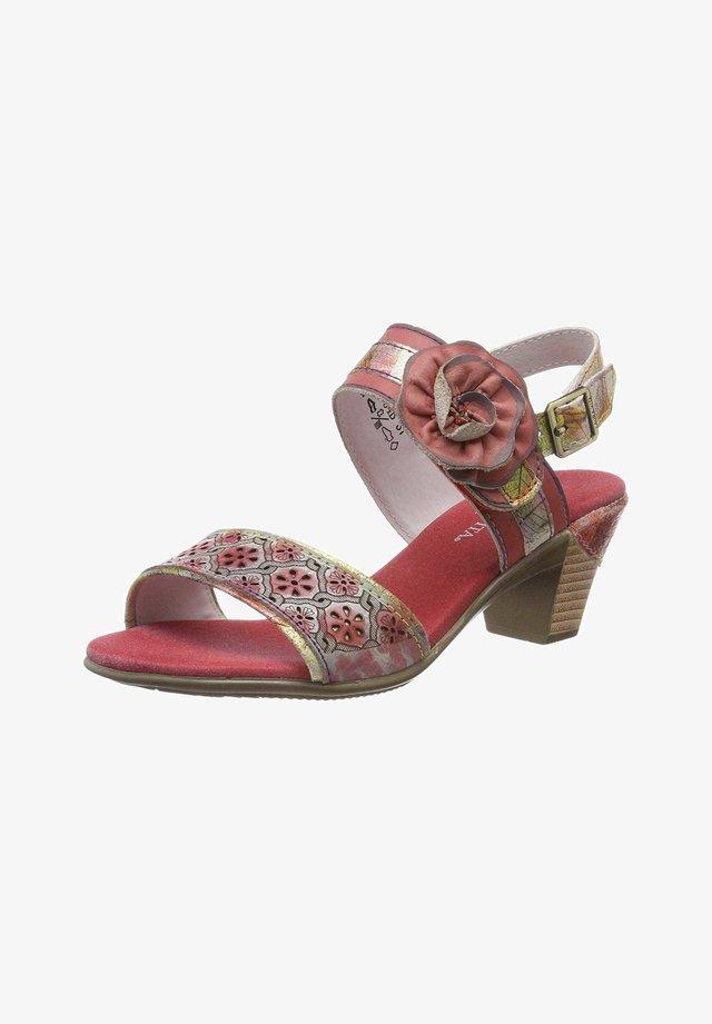 Sandals - rouge