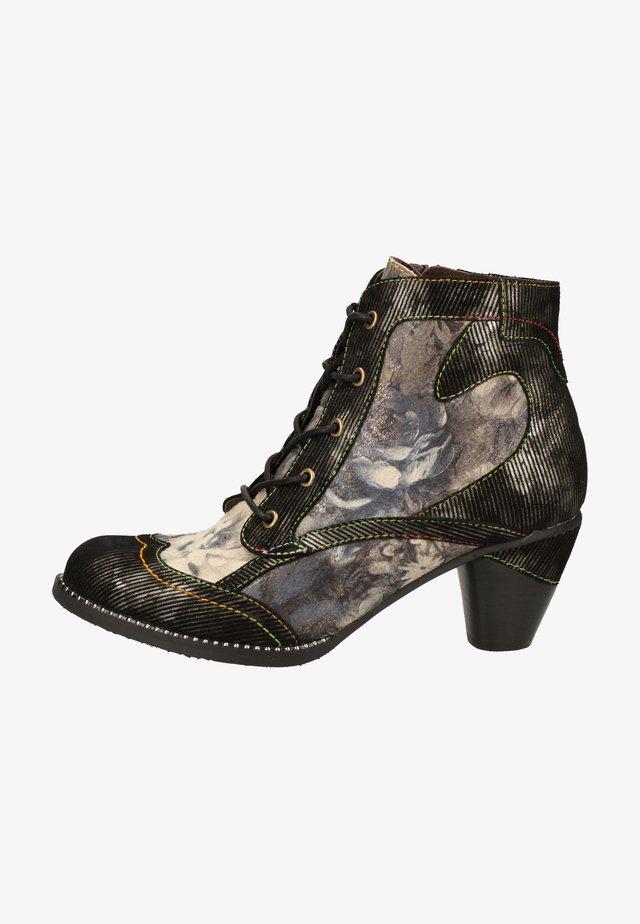 Ankle Boot - acier