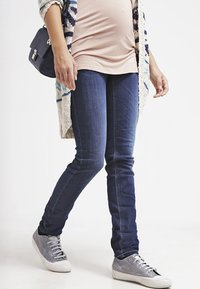 LOVE2WAIT - SOPHIA - Jeans slim fit - stone wash - 3