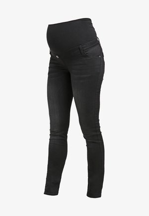 SOPHIA - Jeansy Slim Fit - charcoal