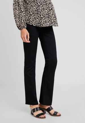 PANTS JUDY - Jeans Bootcut - black