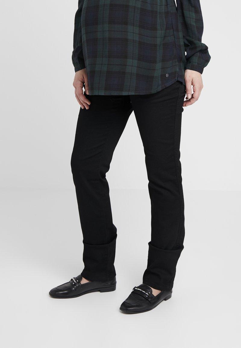 GraceJean Pants Love2wait GraceJean Love2wait Droit Pants Black Love2wait Pants Droit Black WrxBCoed