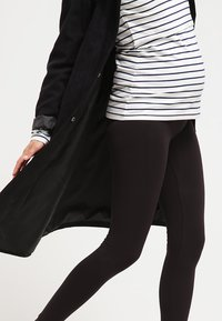 LOVE2WAIT - Leggings - Hosen - black - 3