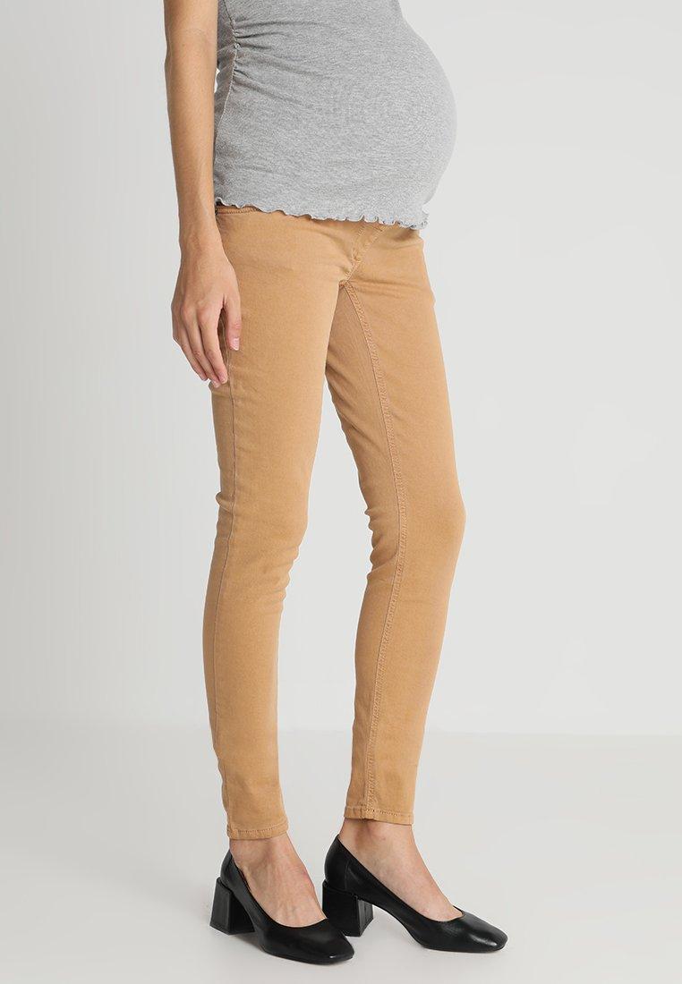 LOVE2WAIT - PANTS SOPHIA - Slim fit jeans - camel