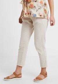 LOVE2WAIT - LOOSE PANT - Pantalones - clay - 0