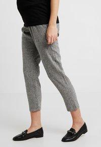 LOVE2WAIT - LOOSE PANT - Pantaloni - black - 0