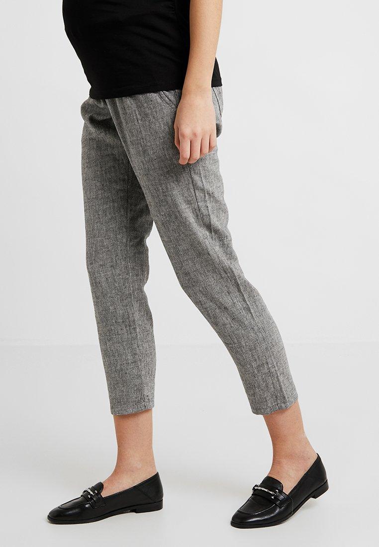 LOVE2WAIT - LOOSE PANT - Pantaloni - black