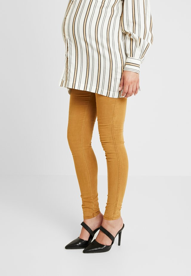 PANTS SOPHIA - Trousers - camel