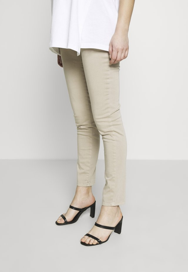 CHINO - Trousers - clay