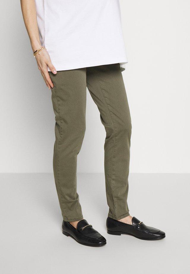 CHINO - Trousers - khaki