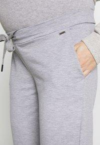 LOVE2WAIT - PANTS TRAVELLER - Teplákové kalhoty - grey - 5