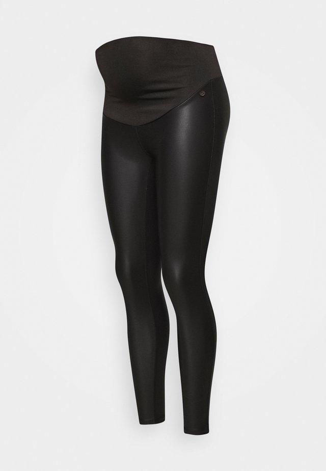 LEGGING  - Leggingsit - black