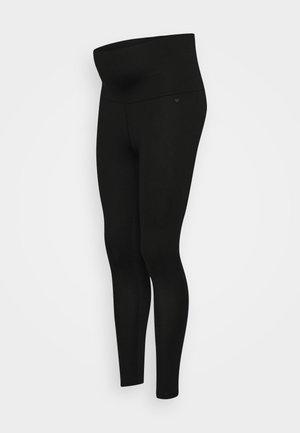 LEGGINGTRAVELLER - Leggings - Trousers - black