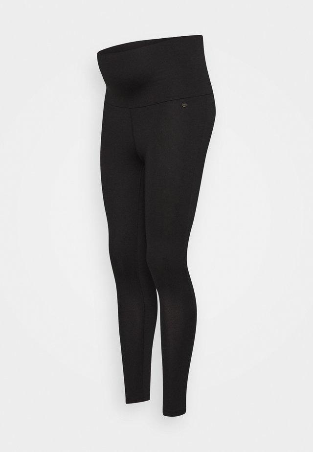 LEGGINGTRAVELLER - Leggingsit - black
