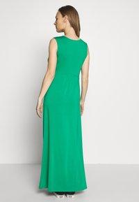 LOVE2WAIT - NURSING CROCHET - Długa sukienka - green - 2