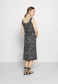 LOVE2WAIT - DRESS ELASTIC NURSING  - Sukienka z dżerseju - black - 2