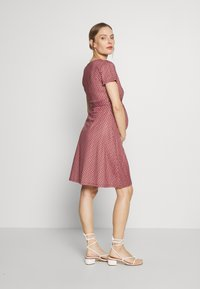 LOVE2WAIT - DRESS NURSING SIXTIES - Sukienka letnia - dessin - 2