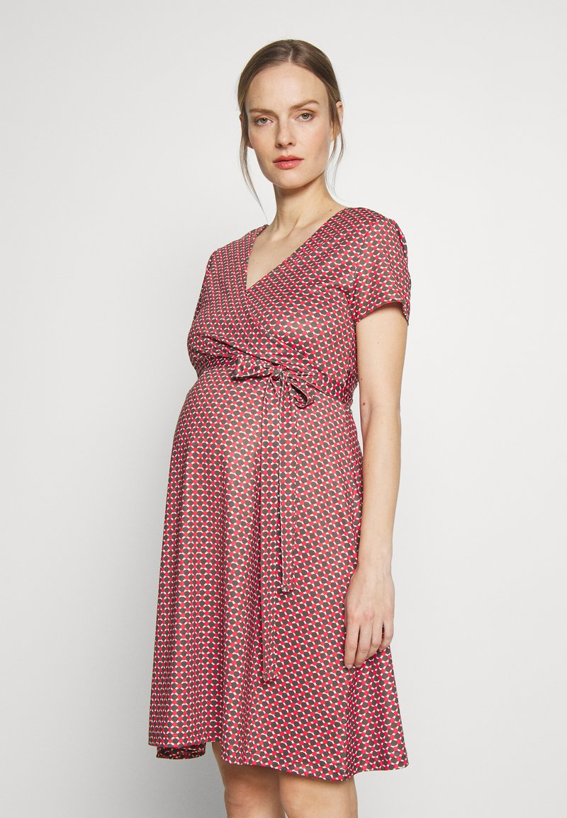 LOVE2WAIT - DRESS NURSING SIXTIES - Sukienka letnia - dessin