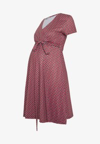 LOVE2WAIT - DRESS NURSING SIXTIES - Sukienka letnia - dessin - 5