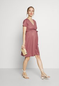 LOVE2WAIT - DRESS NURSING SIXTIES - Sukienka letnia - dessin - 1