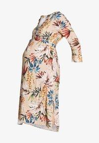 LOVE2WAIT - SHIRTDRESS FLOWERDESSIN - Sukienka letnia - multi-coloured - 3