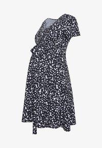 LOVE2WAIT - DRESS NURSING ANIMAL DOTS - Sukienka letnia - dessin - 5