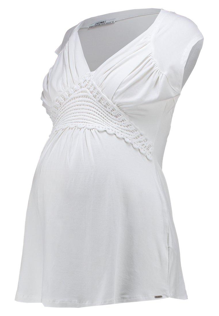 LOVE2WAIT Camicetta - off white