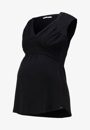 Camicetta - black