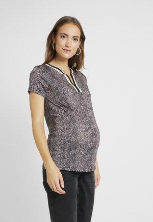 LEOPARD - Print T-shirt - roze